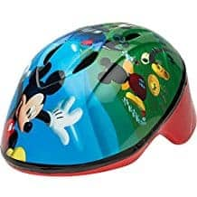 ell Mickey Mouse Toddler Helmet