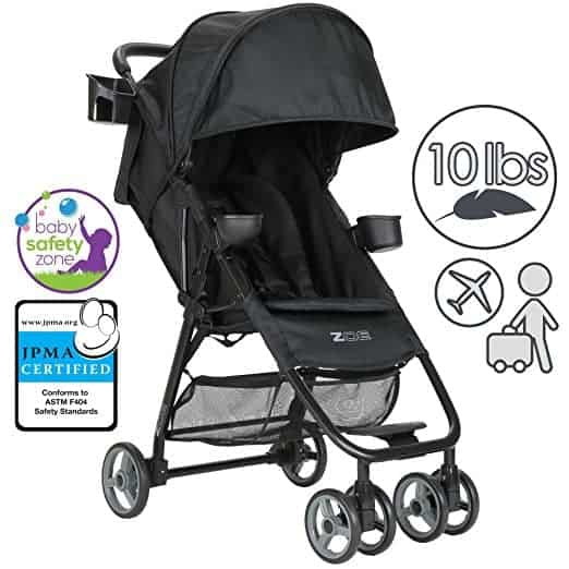 Best Umbrella Stroller that reclines for Your Baby
