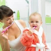 Best Rated Toothbrush and Toothpaste for toddlers